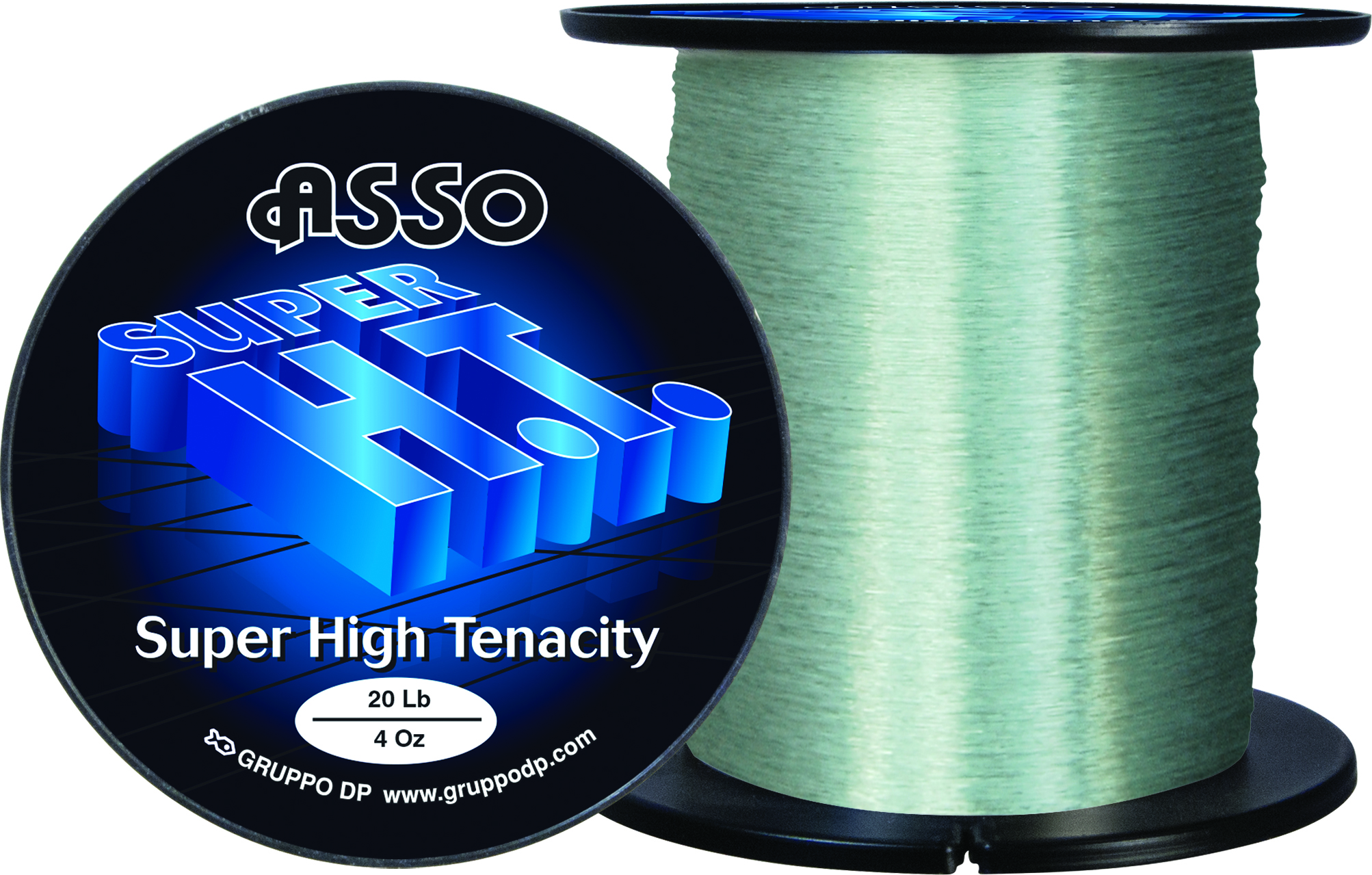 Asso Super HT High Tenacity fishing line