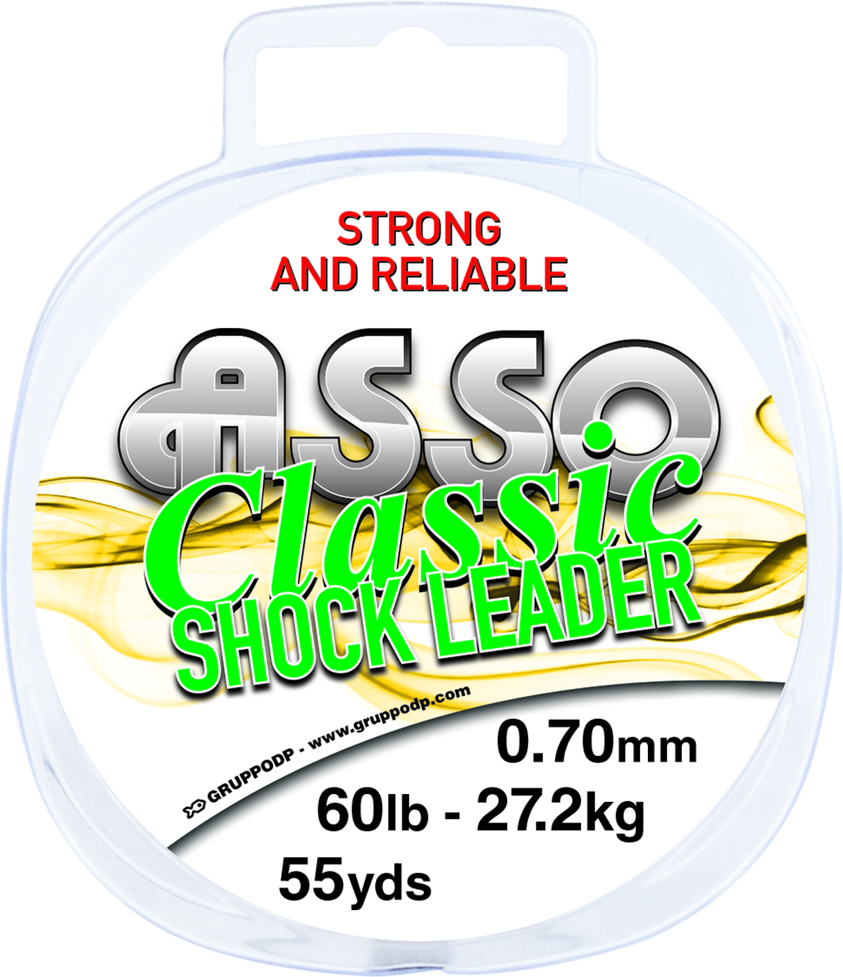 Asso Classic Shock Leader Sea fishing line